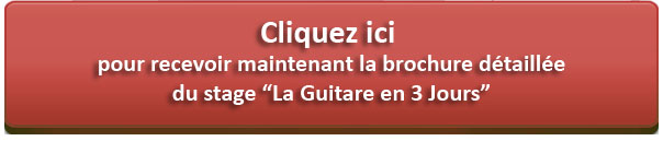stage de guitare débutant paris - La Guitare en 3 Jours
