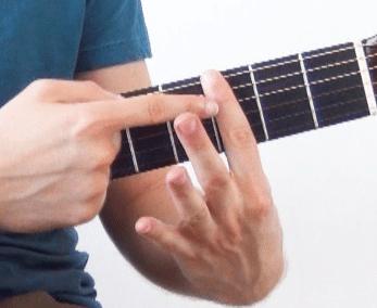La Guitare en 3 Jours - comment faire sonner un barré index