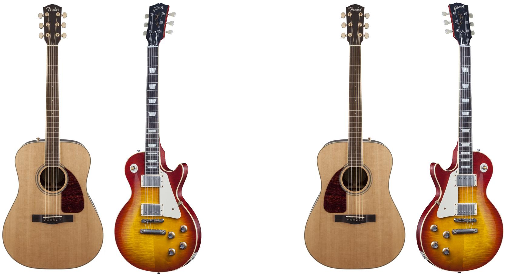 La Guitare en 3 Jours - jouer pour gaucher inverser