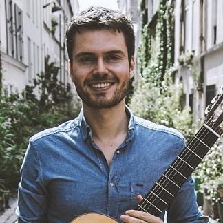 Cours de guitare en ligne - Alexandre