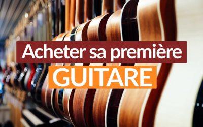 Comment acheter une guitare pour débutant