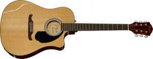 FA-125CE - Guitare folk - La Guitare en 3 Jours