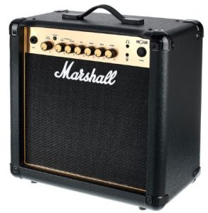 Marshall MG15GR ampli - la Guitare en 3 Jours