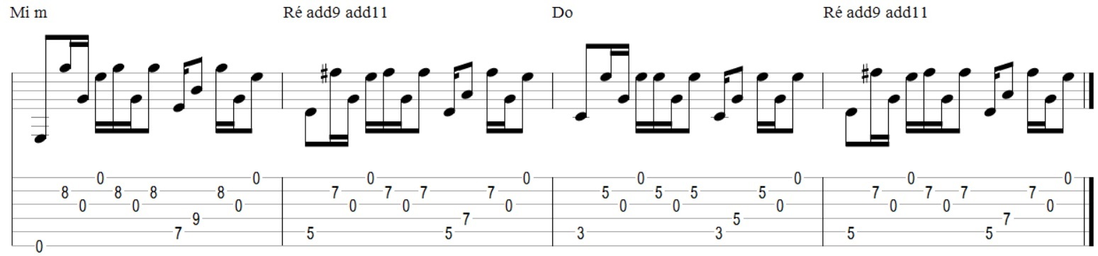 Partition-tuto-guitare-facile-arpège-rythme-La-Guitare-en-3-Jours
