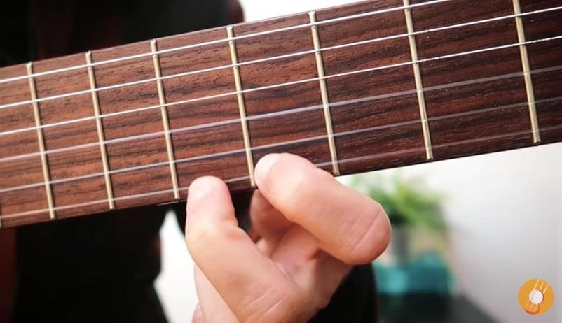 Comment jouer un pull-off à la guitare - La Guitare en 3 jours