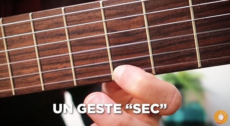 Jouer un hammer à la guitare - La Guitare en 3 Jours