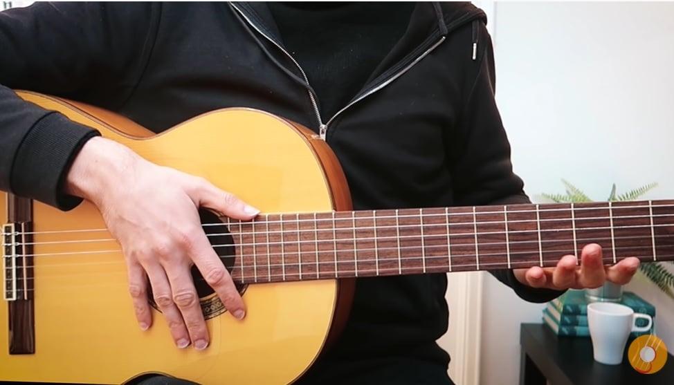 La posture - La Guitare en 3 Jours
