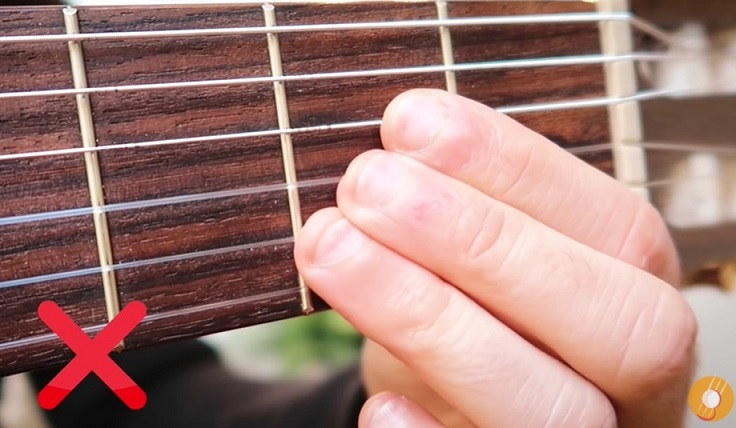 Mauvaise posture accord de guitare - La Guitare en 3 Jours