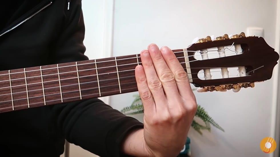 Quelle est la bonne posture pour le poignet - La Guitare en 3 Jours